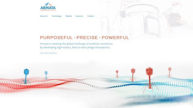Armata Pharmaceuticals, Inc.