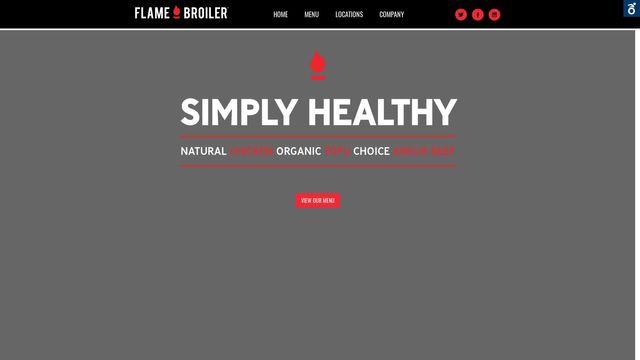 Flame Broiler, Inc.
