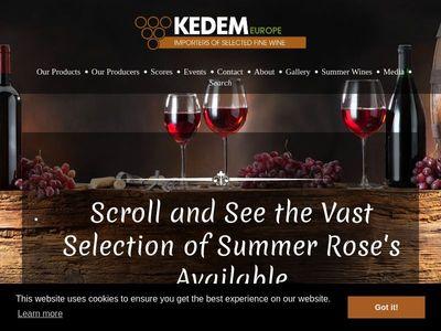 Kedem Europe Ltd.