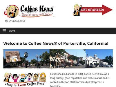 Coffee News Porterville