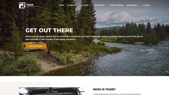 Thor Industries, Inc.