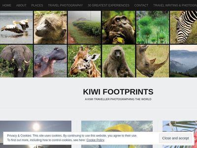 Kiwi Footprints