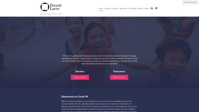 Perrett Laver Ltd