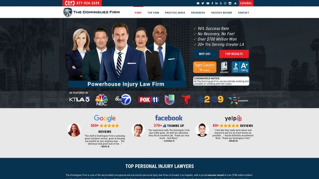 The Dominguez Firm, LLP