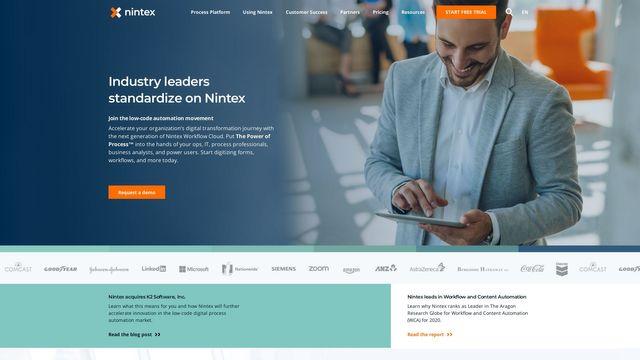 Nintex UK Ltd