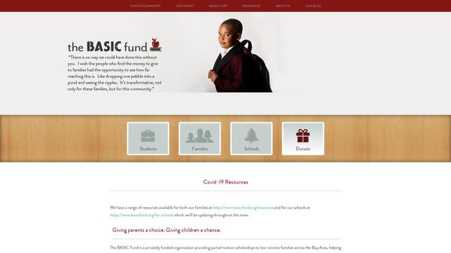 The BASIC Fund