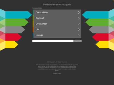 blaueradler-wuerzburg.de