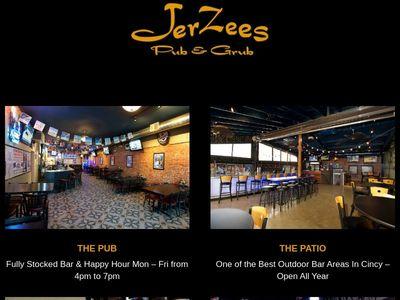 JerZees Pub and Grub