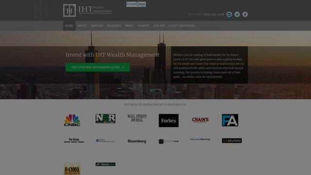 IHT Wealth Management, LLC.