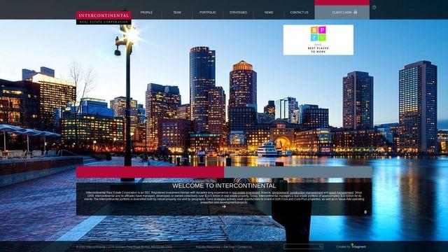Intercontinental Real Estate Corporation
