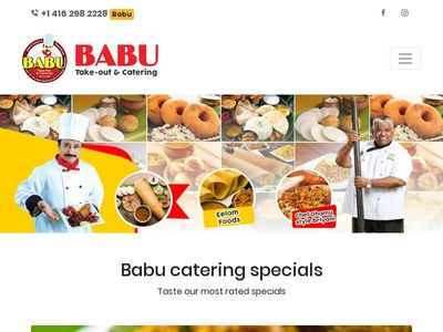 Babu Catering