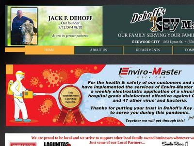 Dehoff Enterprises Inc.