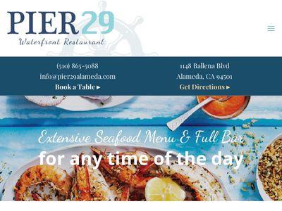 Pier 29 Waterfront Restaurant & Bar