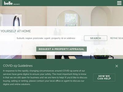 Belle Property Australasia Pty Ltd