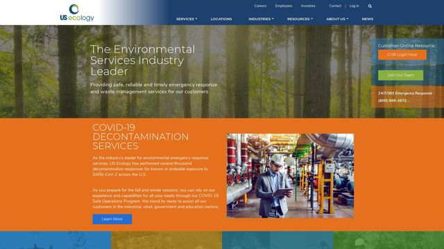 US Ecology, Inc.