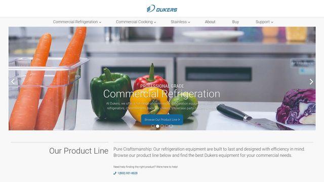 Dukers Appliance Co., USA Ltd.