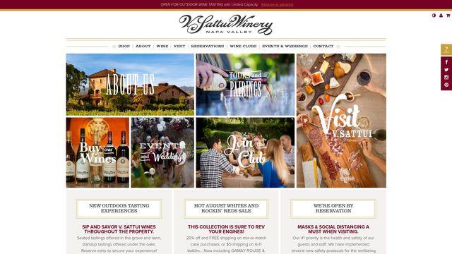 V. Sattui Winery, Inc.