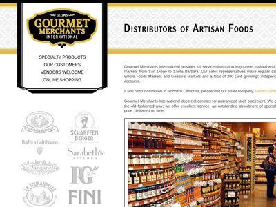 Gourmet Merchants International