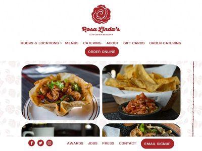 Mexican Food in Fresno, Clovis, & Selma | Rosa Linda's Mexican Cuisine