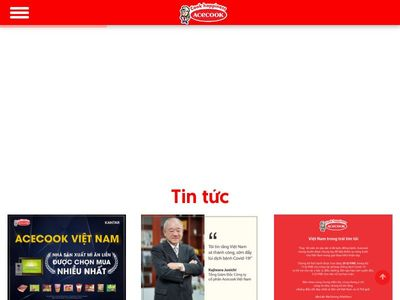 Cong ty Co phan Acecook Viet Nam