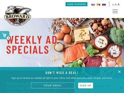 Broward Meat and Fish Company