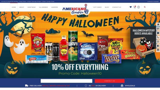 Americano Goodies Ltd