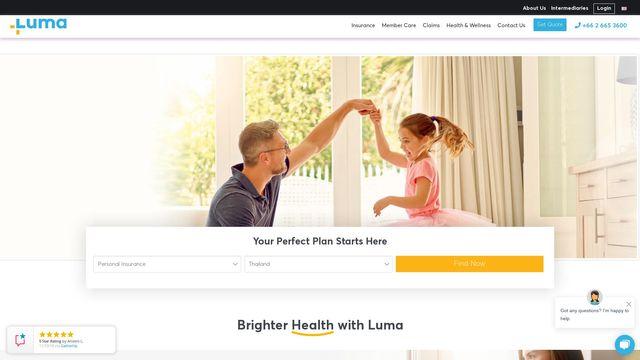 LUMA Care Co., Ltd