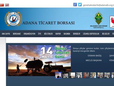 Adana Ticaret Borsas