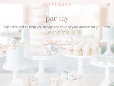 Sweet & Saucy Shop