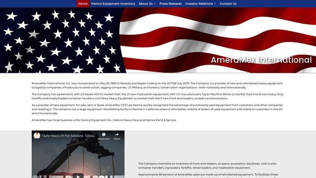 AmeraMex International, Inc.