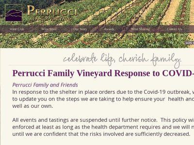 Perrucci Family Vineyard
