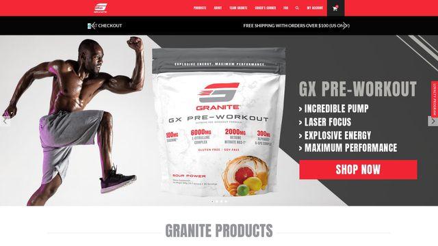 Granite Supplements, Inc.