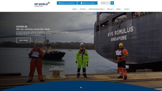 Southampton Container Terminals Ltd