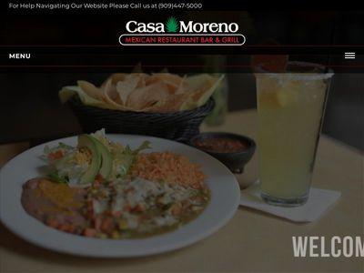 Casa Moreno - Mexican Restaurant