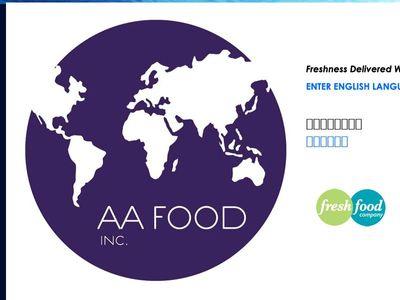 AA Food, Inc.