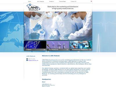 LANS Medicals, LLC.