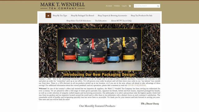 Mark T. Wendell Tea Company