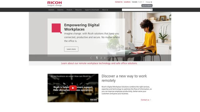 Ricoh Canada, Inc.