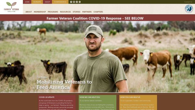 Farmer Veteran Coalition Company