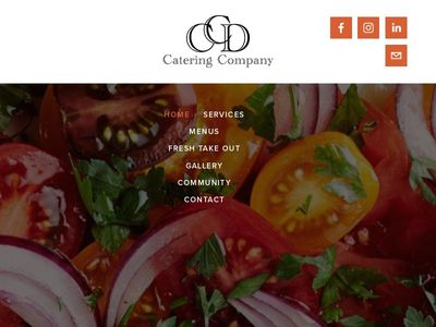 CCD CATERING COMPANY