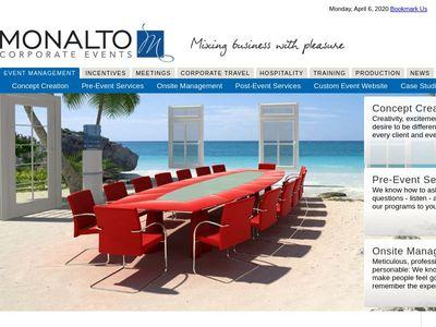 Monalto Corporate Events, Inc.