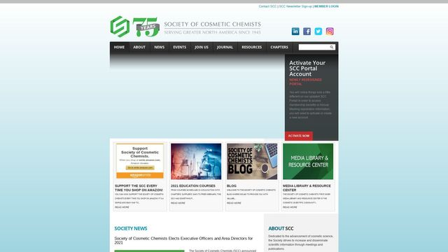 Society of Cosmetic Chemists, Inc