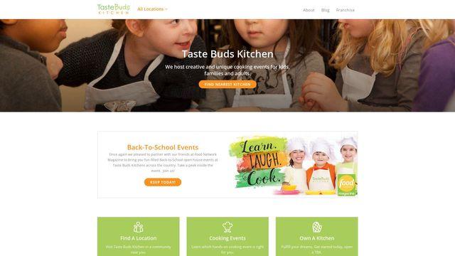 Taste Buds Kitchen International, LLC