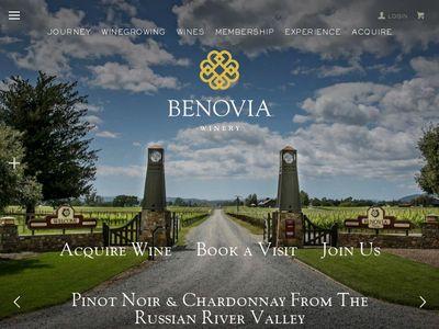 Benovia Winery