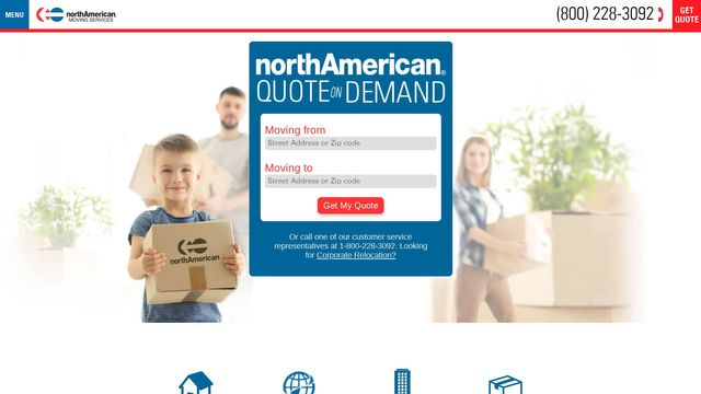North American Van Lines, Inc.