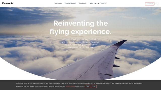 Panasonic Avionics Corporation
