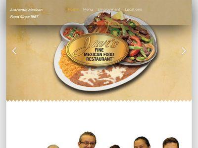 Javi's Fine Mexican Food Restaurant
