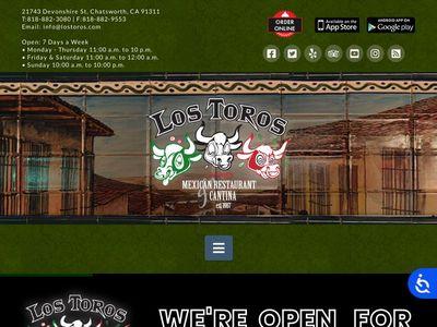 Los Toros Mexican Restaurant
