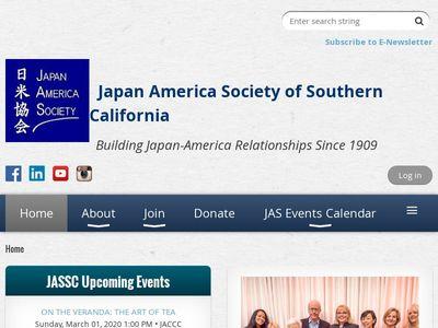 Japan-America Society of Washington, Inc.