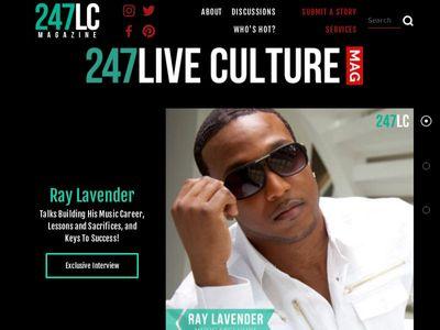 247 Live Culture Magazine